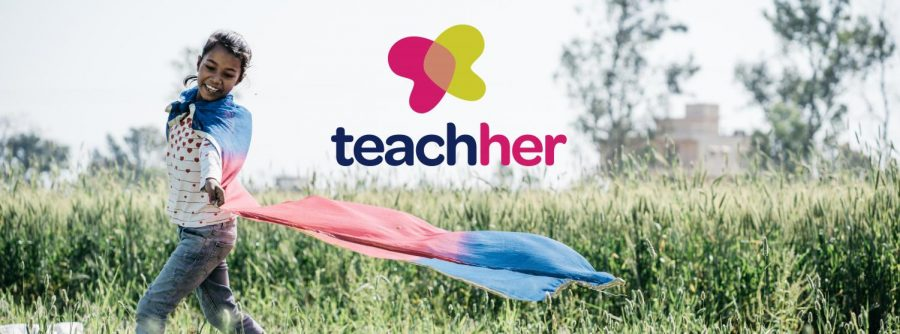 Tingle fosters empowerment and education through Teach Her
