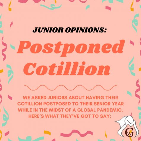 Soundbytes: junior opinions on delaying annual cotillion