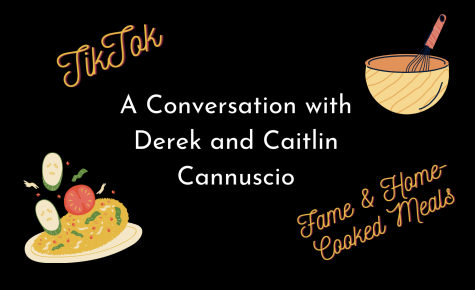Humans of WA: Caitlin and Derek Cannuscio talk TikTok fame
