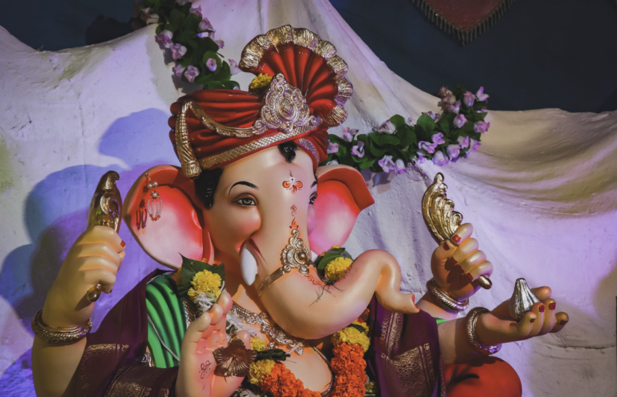 Many Hindu gods, including Lord Ganesha (pictured here), are seen as absurd in western media, fueling a stigma towards the Hindu religion.