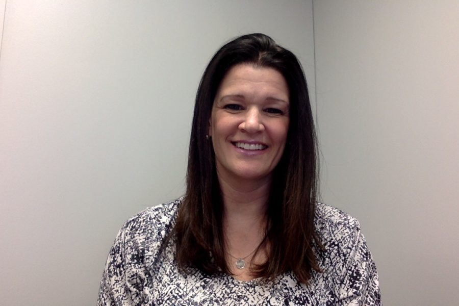 Kerry Clery prepares for the superintendent change and is excited for the plans to come.