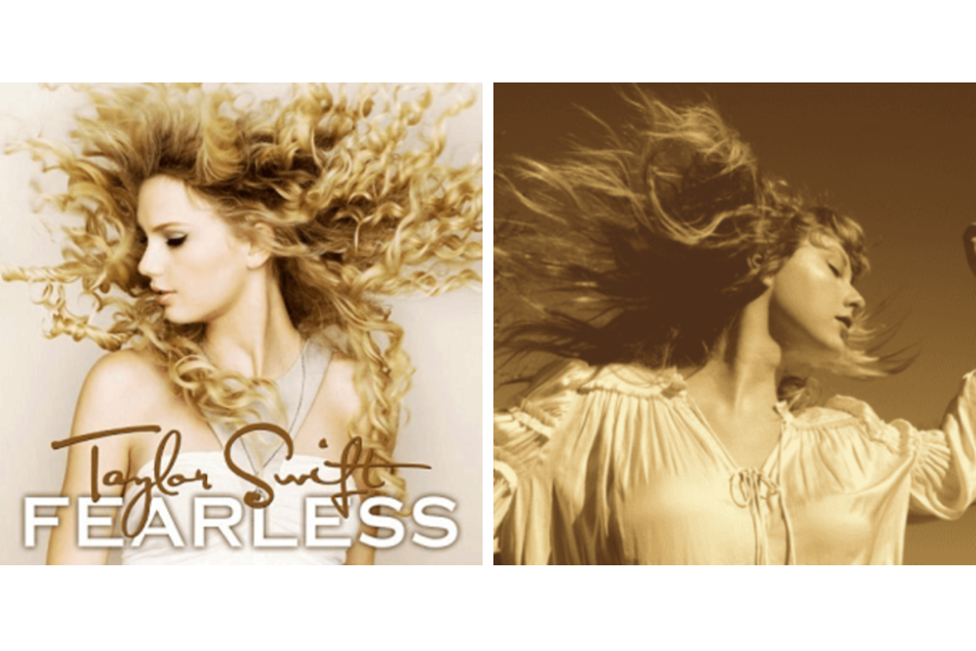 It was the night things changed: Fearless (Taylor's Version)