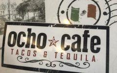 Ocho Cafe menu