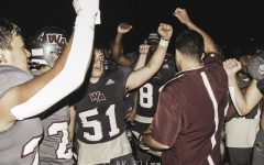 Westford Academy routes Dracut on their way to 25-8 victory