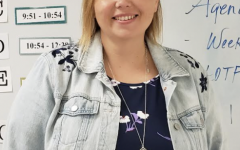 The 2021-2022 school year marks Jennifer Schelin's first year here at WA as a Student Services Teacher.