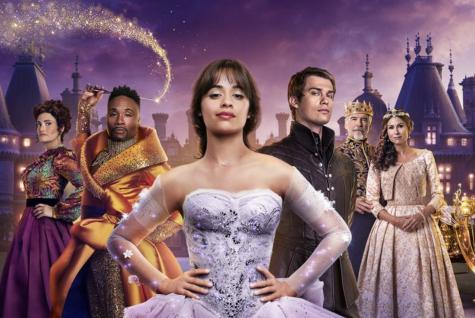 """Cinderella"" movie poster"