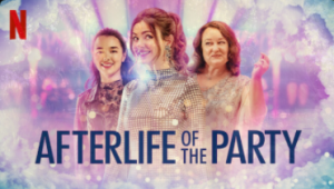 Victoria Justice stars in Afterlife of the Party.