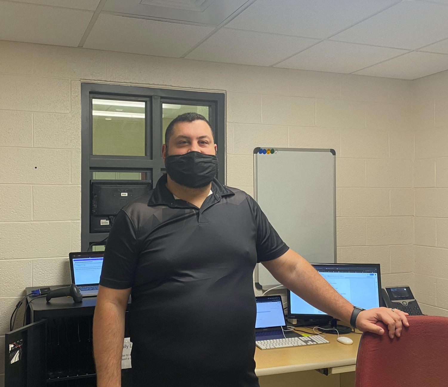 Drawn to technology from a young age, Feldman joins WA as the new MIS technology worker.