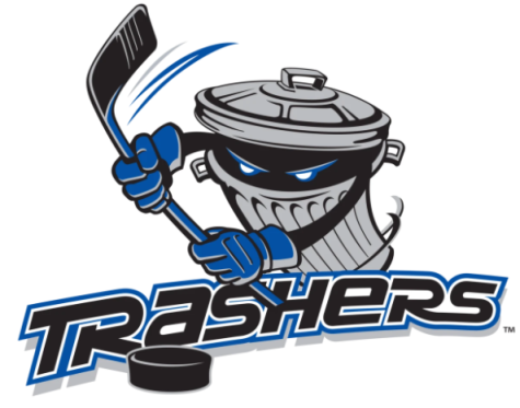 Danbury Trashers Logo