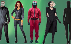 Cool costumes to wear this October