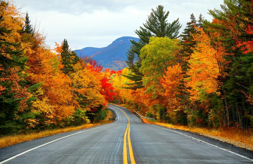 Top ten bucket list items to do in the fall